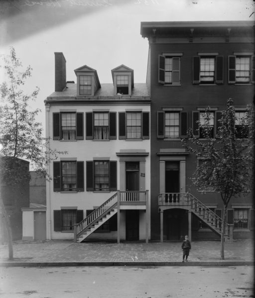 Boarding House Mary Surratt Lincoln