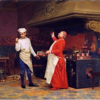 The Cardinal and the Chef