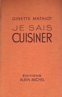 Ginette Mathiot Je Sais Cuisiner : ginette, mathiot, cuisiner, Ginette, Mathiot?, Should, Care?, Gherkins, Tomatoes