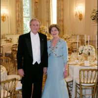 All the Presidents' Tables: George W. Bush's First Inaugural Luncheon 2001