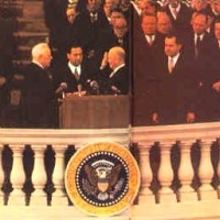 All the Presidents' Tables: Dwight D. Eisenhower's First Inaugural Luncheon, 1953