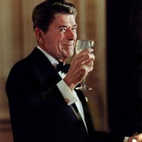 All the Presidents' Tables: Ronald Reagan's First Inaugural Lunch Menu 1981