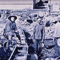 The Chinese in the West: How Railroad Coolies Ate