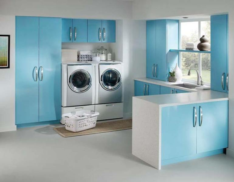 27 Coolest Basement Laundry Room Ideas Home Cbf