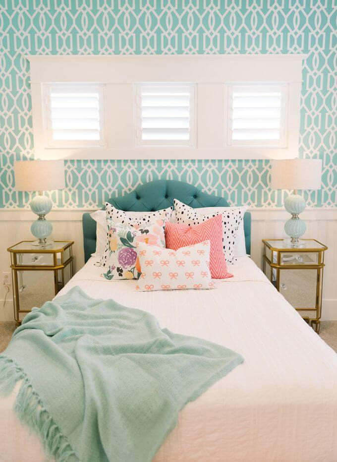 20 Awe-Inspiring Turquoise Room Ideas to Jazz up Your Home