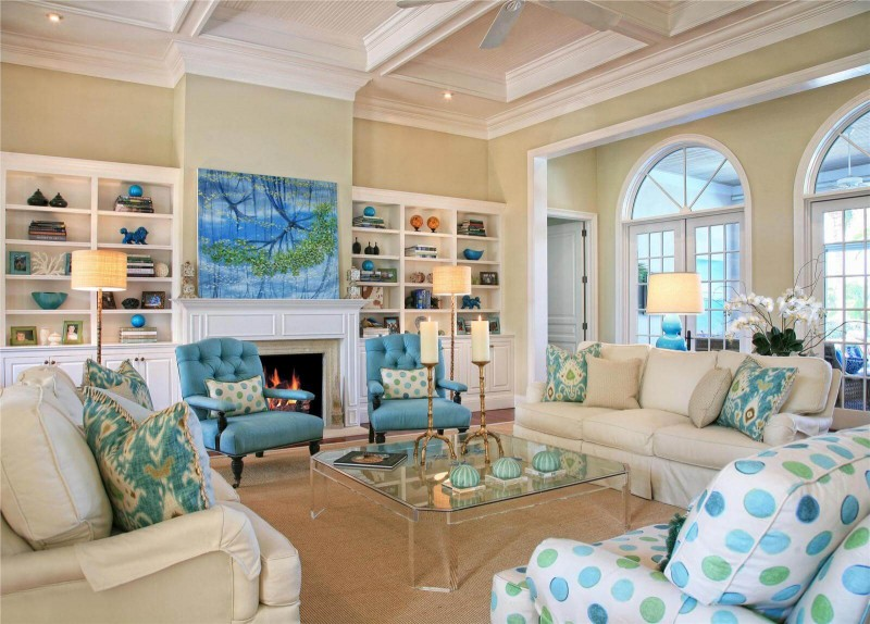house of turquoise living room daybeds 20 awe inspiring ideas to jazz up your home grand