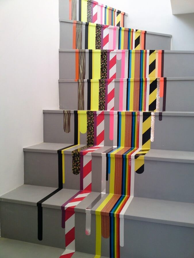 One of A Kind staircase ideas