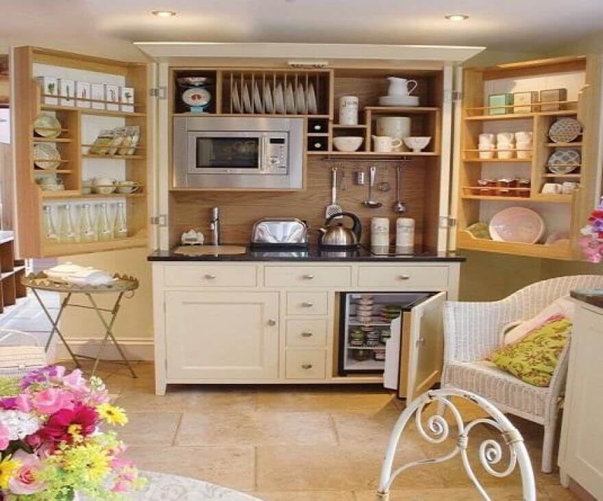 23 Efficient Freestanding Kitchen Cabinet Ideas That Will Leave You Breathless