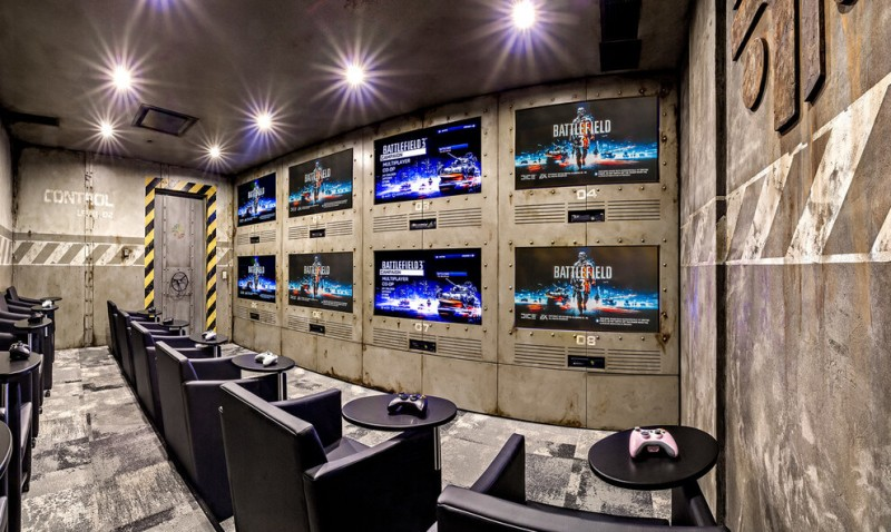 17 Most Popular Video Game Room Ideas Feel The Awesome Game Play Home Cbf