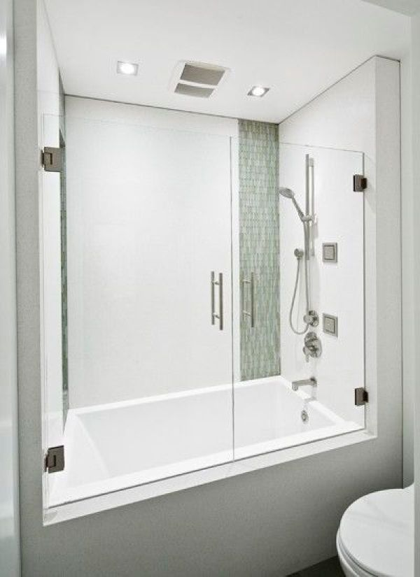 bathtub shower combo remodel