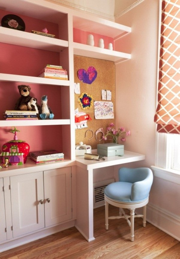 Cork Board Ideas for Girls Bedroom