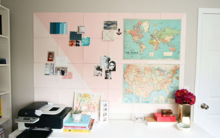cork board ideas tumblr