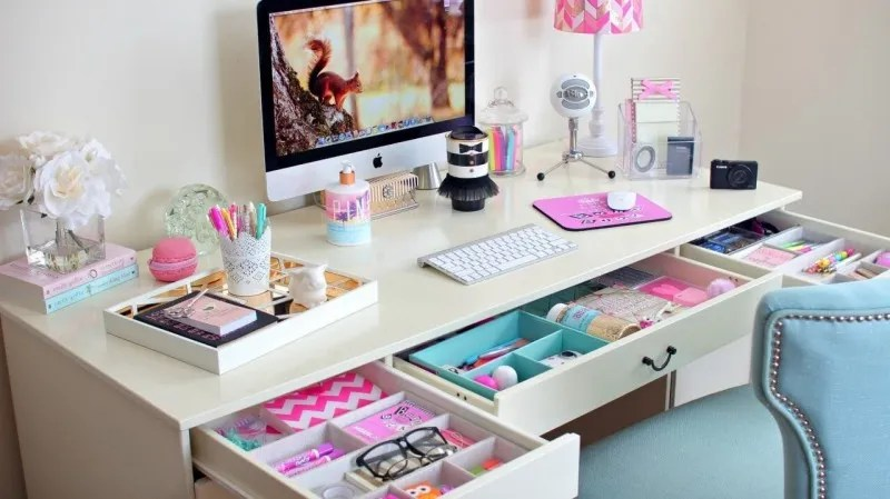 diy desk organizer ideas