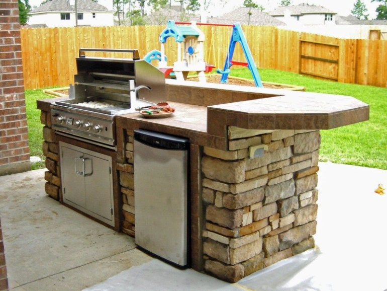 20+ Outdoor Kitchen Design and Ideas that Will Blow Your Mind