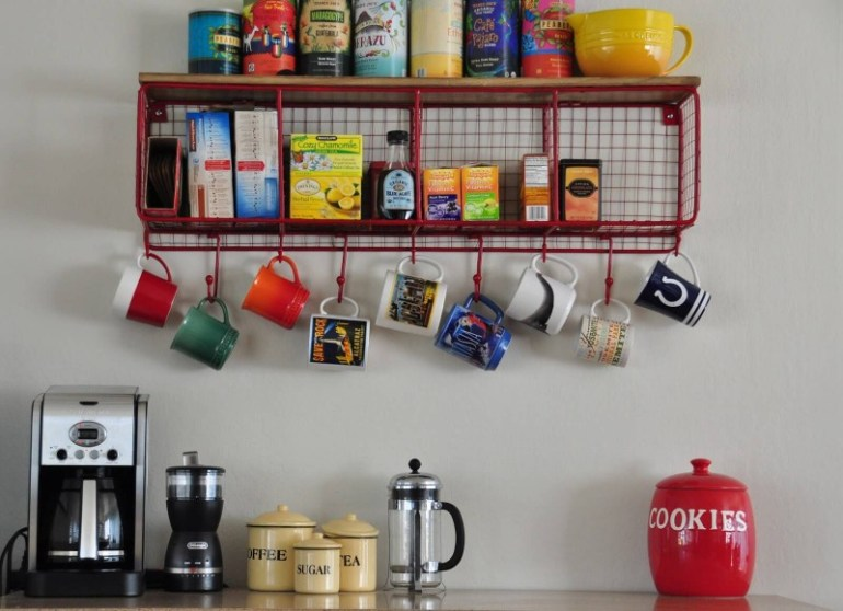 coffee station ideas for party