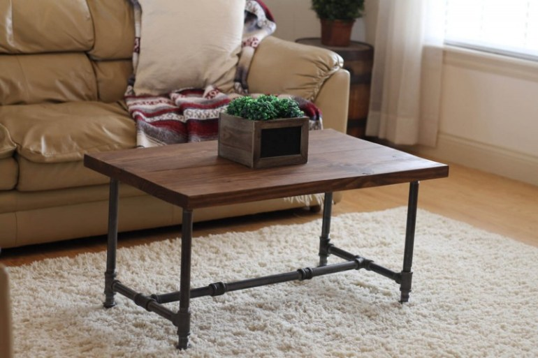 cool diy coffee table ideas