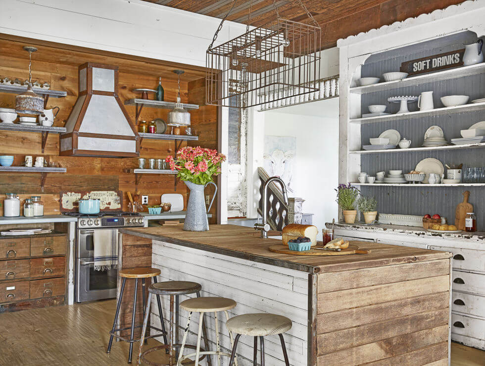 35+ Best Farmhouse Kitchen Decor Ideas To Transform Your Kitchen