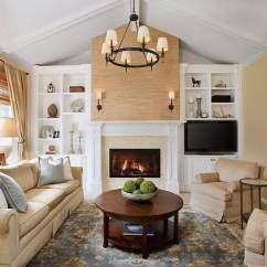 Warm Color Schemes For Living Rooms With Dark Brown Couch 20 Best Room Ideas To Inspire Your New Space Transitional Scheme