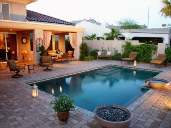 Low-Maintenance Backyard Pool Ideas