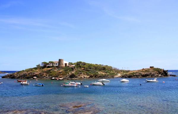 Playa SArenella  Blog Costa Brava