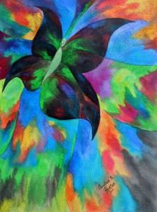Megan's Flutterby, 11x14 [3-2011], Spring Things 2011 [Megan Golinski]