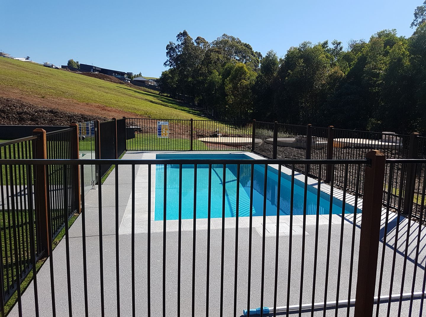 Pool Fences - Chambers Building Group