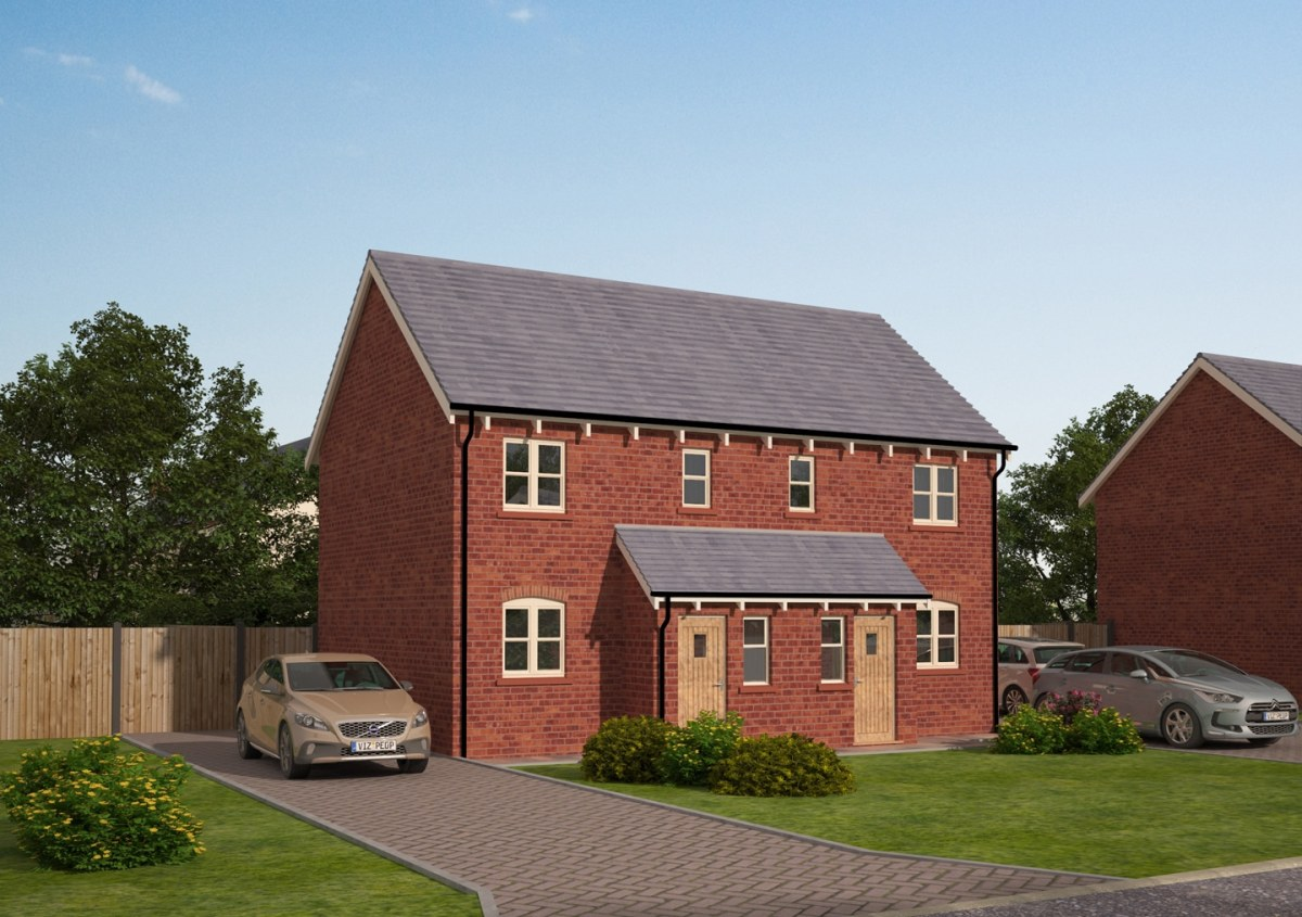 The Hodnet (Plot 9)