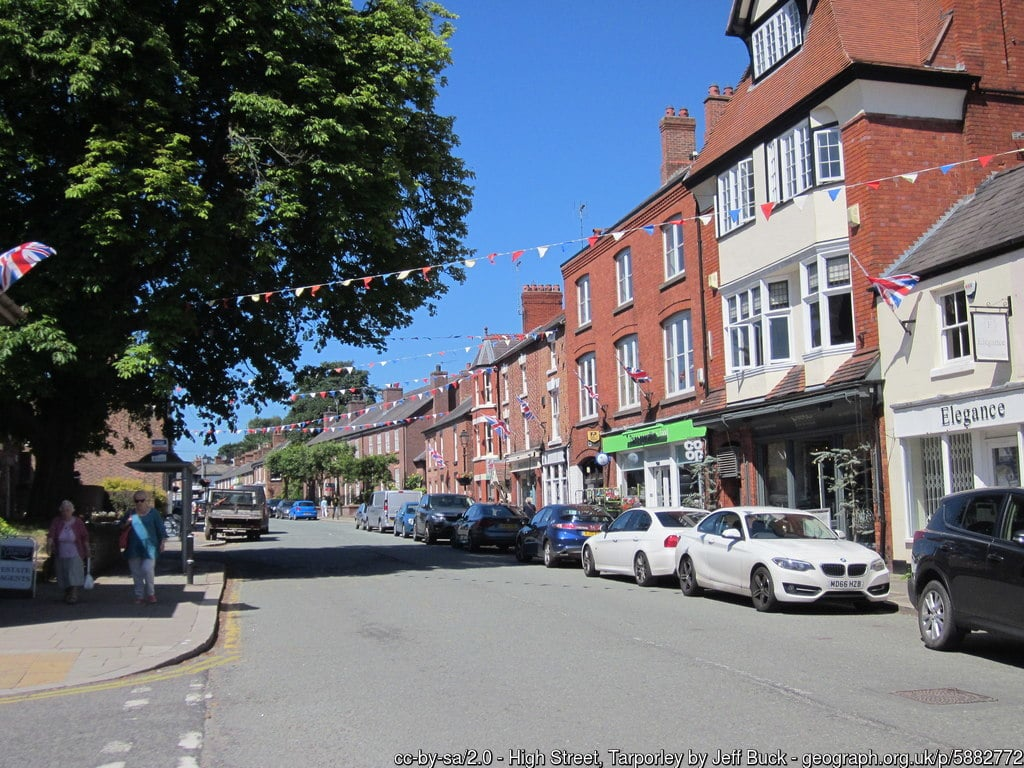 Why We Love Tarporley: Places to Eat, Drink & Shop