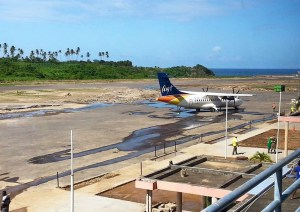 Douglas-Charles Airport, Dominica