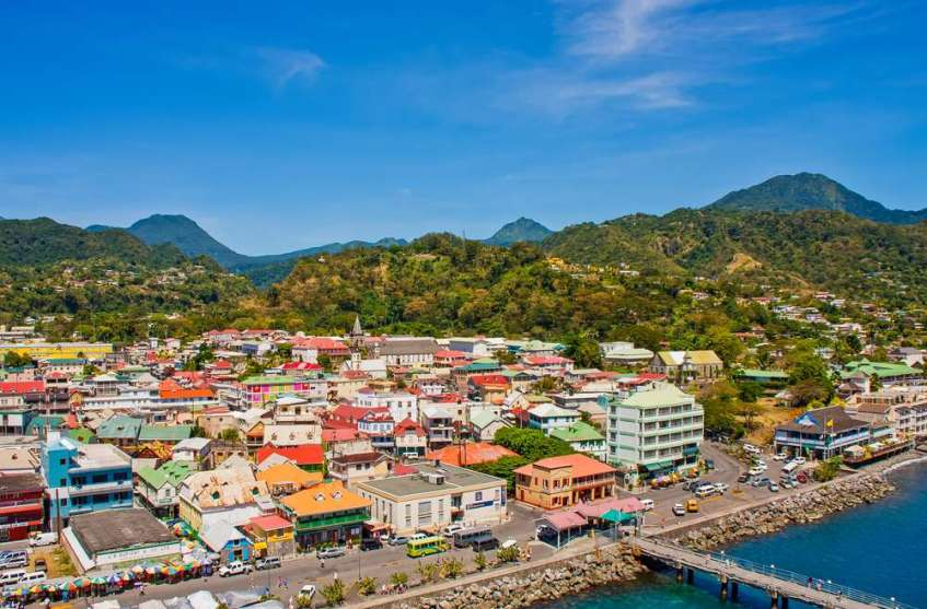 Dominica citizenship by investment cbi funds budget