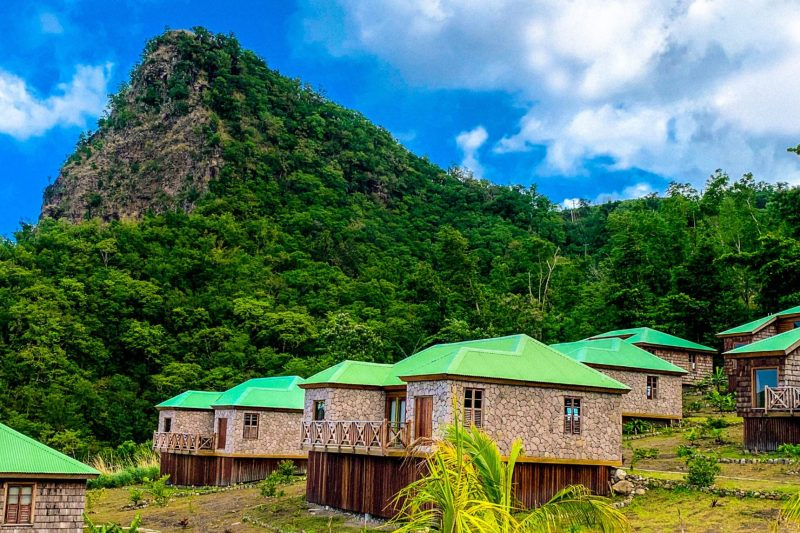 Dominica Jungle Bay Resort CBI approved