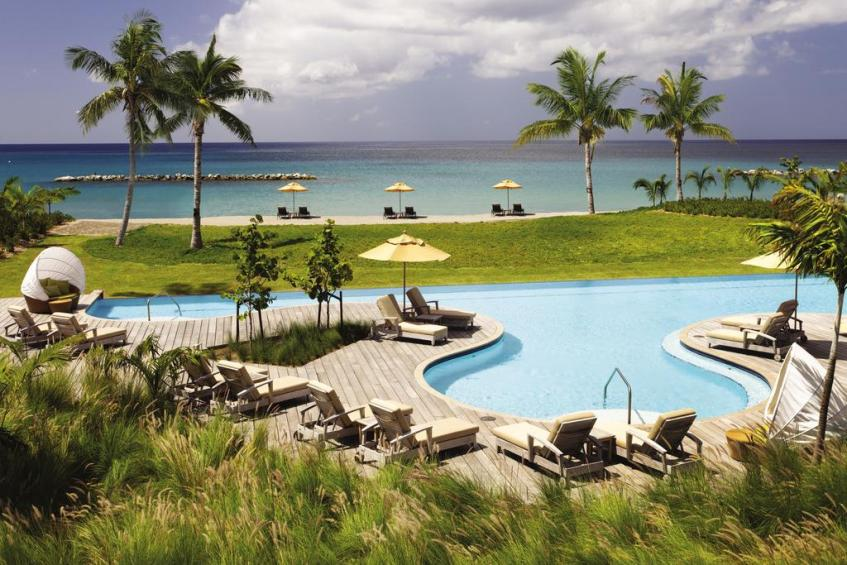 Four Seasons Nevis Saint Kitts villas