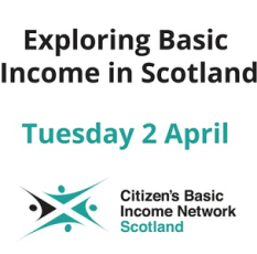 Exploring Basic Income in Scotland