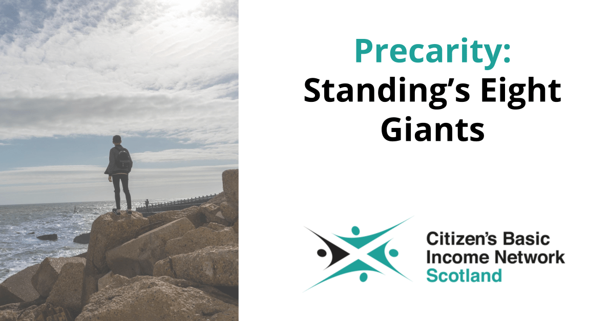 Precarity: Standing's Eight Giants