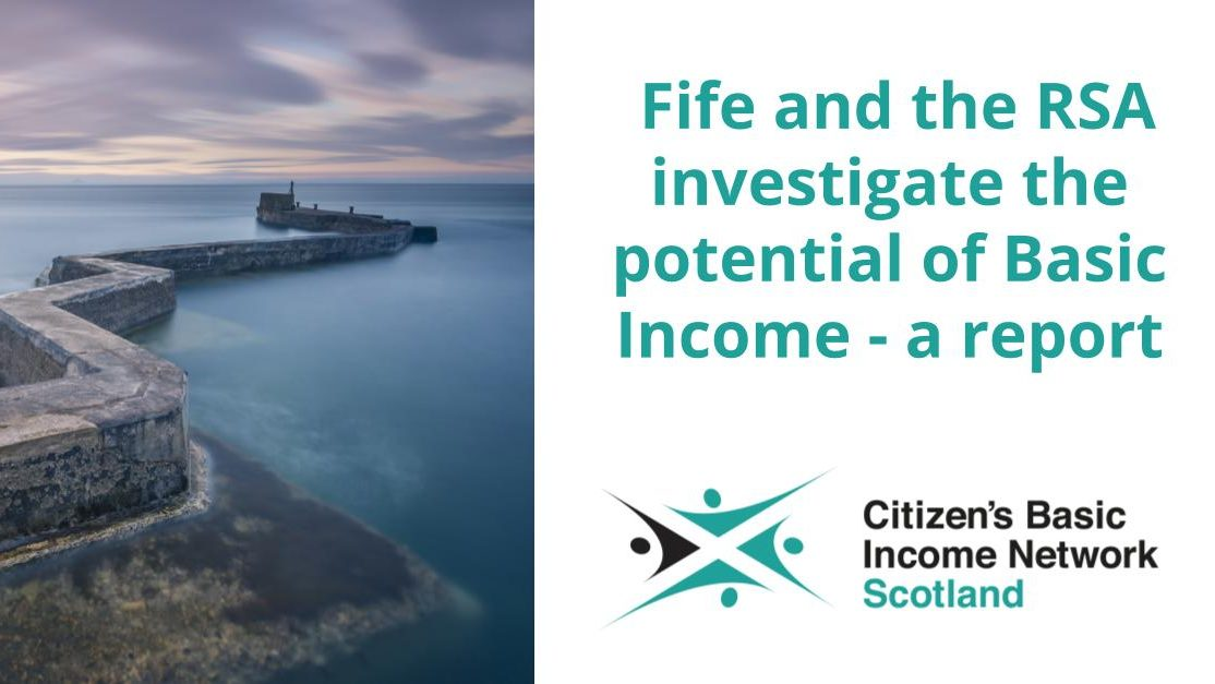 "The RSA's report ""A Basic Income for Scotland"" – What you need to know"