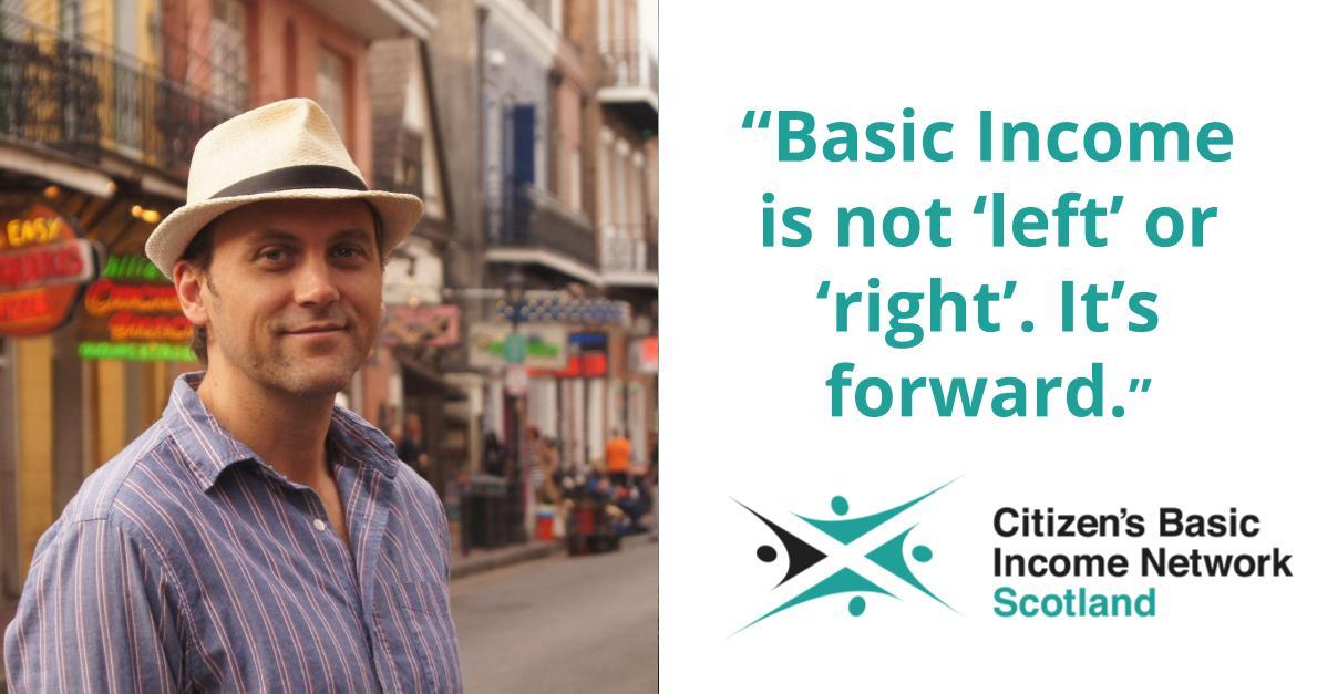 Scott Santens – 'Mr. Basic Income'