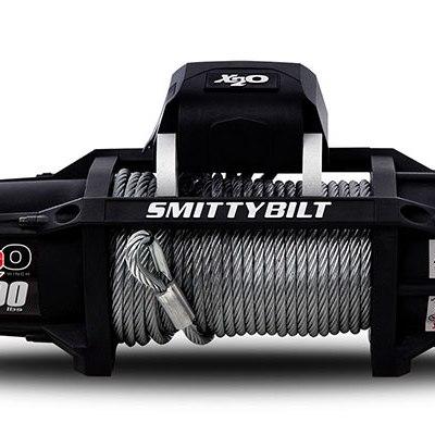 Smittybilt X20 12 Comp Winch