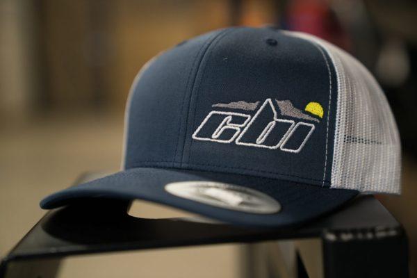 CBI Horizontal Logo Snapback Hat