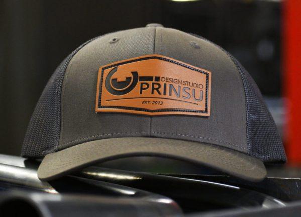 Prinsu logo hat