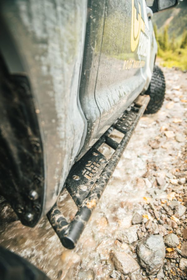 2nd Gen Toyota Tundra Rock Sliders