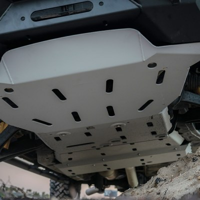 chevy colorado skid plates