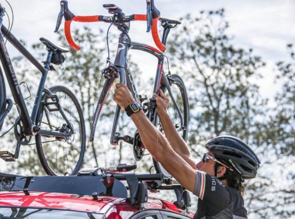 Yakima Fork lift Bike Mount rof rack