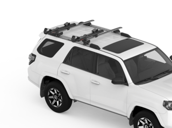 showdown roof rack