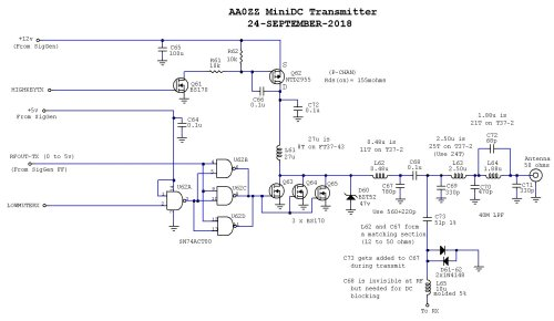 small resolution of the aa zz zzrx 40 receiver simple directconversion receiver for 160 to 20 m circuit diagram