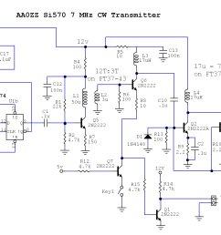 schematic aa0zz si570 in cw transmitter jpg format  [ 4570 x 1985 Pixel ]