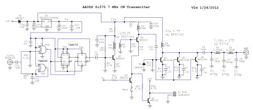 small resolution of schematic aa0zz si570 in cw transmitter jpg format