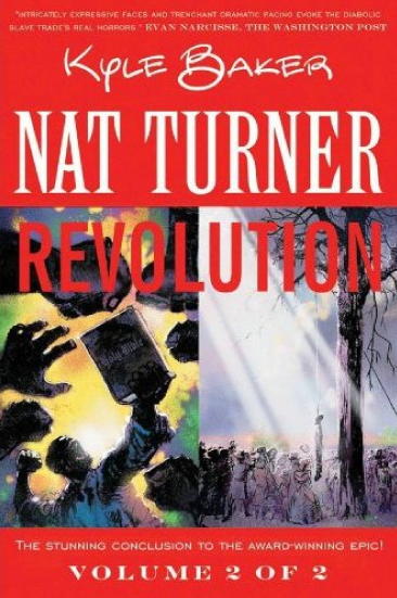 Using Graphic Novels in Education Nat Turner  Comic Book Legal Defense Fund
