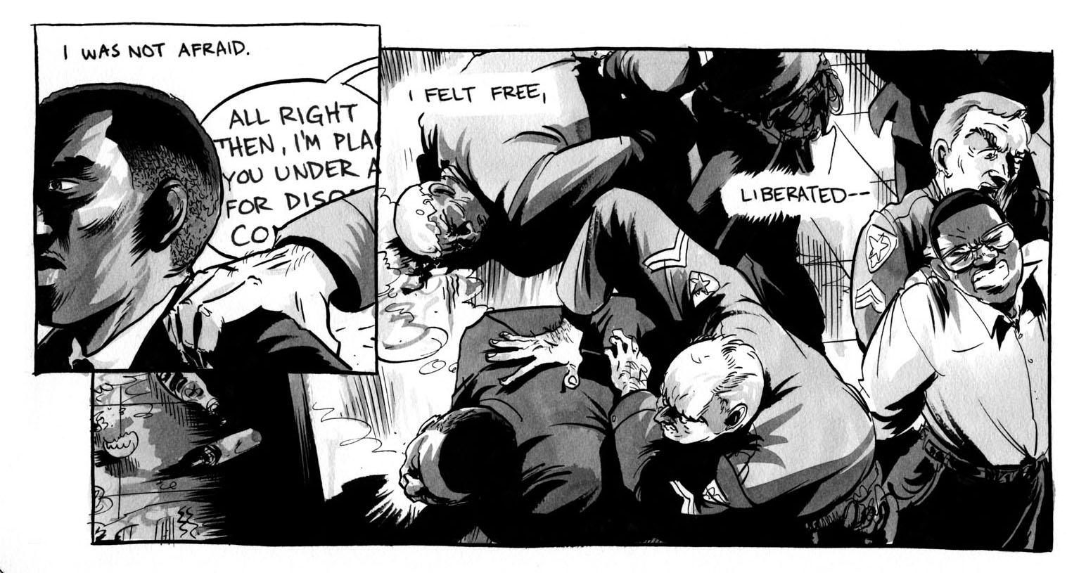 """Résultat de recherche d'images pour """"march powell book one"""""""