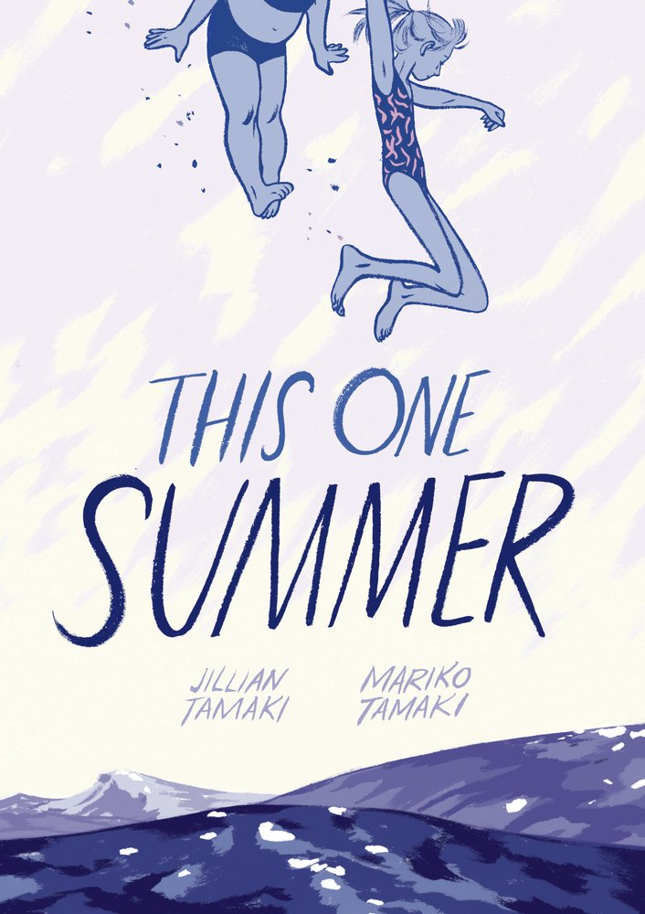 Image result for this one summer book