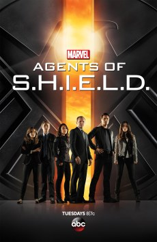 Poster for Agents of SHIELD